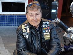 In Memory: Soni Wolf, 'Dykes on Bikes' Founding Member