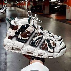 Nike Custom Bape Huaraches