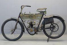 1907 Peugeot Motorcyclette Legere