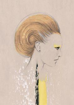 Cecilia Carlsted illustration