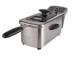 Farberware 2.5 L Single Deep Fryer Stainless Steel * More details can be found by clicking on the image. #DeepFryers