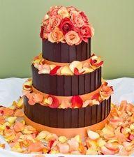fall wedding cake. - Easy Branches - Global Internet Marketing Network Company   SEO Expert