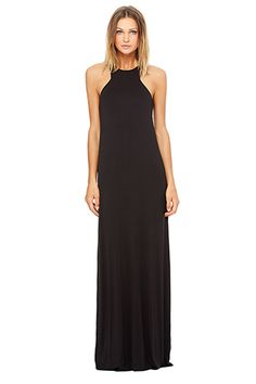 61f611e139 Geometric Maxi Dress Draped Skirt