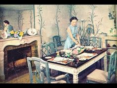 (2) The other House of Windsor - YouTube Light Blue Curtains, Wallis Simpson, Paris Home, House Of Windsor, Windsor Castle, Villa, French Cottage, Country French, Old Stone