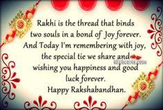 Raksha Bandhan 2016 Quotes