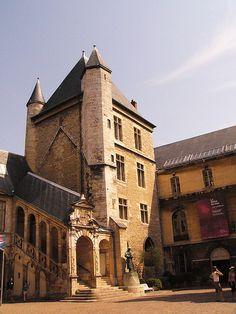 Musee des Beaux Arts Dijon by alfie86, via Flickr