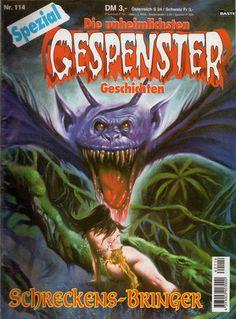 Gespenster Geschichten Spezial #114 - Schreckens-Bringer