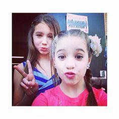 Kenzie & friend Lilia