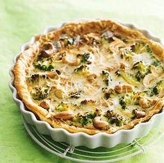 1 juli - Broccoli in de bonus - Recept - Broccoli-spinazietaart - Allerhande