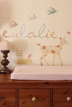Eulalie's Playfully Bohemian Nursery — Nursery Tour | Apartment Therapy