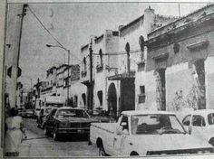 Barrio de Analco 1985
