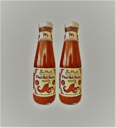 Looking for an all Natural Hot Sauce with No Preservatives? Check out Thai Hot Sauce to be launched soon. It is Spicier, Thicker, Smokier than Sriracha and Tabasco, Sour but Less Vinegary than Tabasco, with a Slight Hint of Sweetness. Also, Vegan and Gluten-Free! Sign Up to Try it for Free