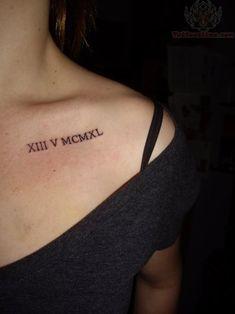 white collar bone tattoo - Google Search