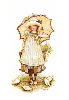 holly hobbie...love this