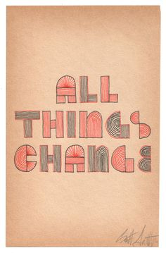 """""""""""That's because I know nothing dies,"""" he says. """"Things change. You're choosing change"""""""" (144)."""