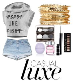 """"""""""" by chrissyjosy ❤ liked on Polyvore featuring Reebok, MAC Cosmetics, Topshop and Forever 21"""