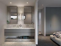 Interior Architecture, Interior Design, Residential Architecture, Brighton, The Hamptons, Master Bedroom, New Homes, House Design, Studio