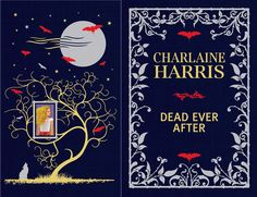 Have read all the Sookie Stackhouse books (without watching the True Blood HBO show because I'm scared it will ruin it.)  Charlene's other books are really good too. Highly recommend!
