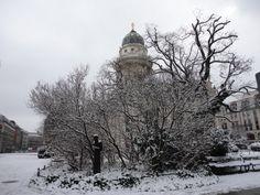 Winter in Berlin, 2016 edition