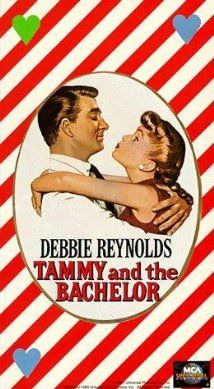 Tammy and the Bachelor (1957) Poster  An unsophisticated young woman from the Mississippi swamps falls in love with an unconventional southern gentleman. Debbie Reynolds, Leslie Nielsen, Walter Brennan