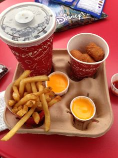 Disney quick service restaurants