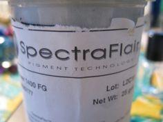 Spectraflair Fine Grade Holographic Powder, 1 Gram