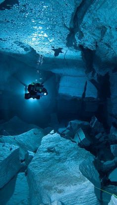 Orda Cave, Russia by Viktor Lyagushkin. #NationalGeographic