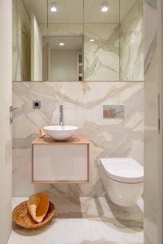 foorni.pl | Mieszkanie w morskim klimacie, mała łazienka
