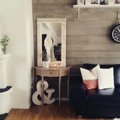 Living room Instagram-engersandra Oversized Mirror, My House, Living Room, Furniture, Instagram, Home Decor, Homemade Home Decor, Home Furnishings, Drawing Room