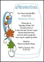 Creative Invitations Announcements Cards for All Occasions at CardsShoppe: Save on 2016 Party Invitations with Oktoberfest Bier Mug at 99 Cents Oktoberfest Invitation, Oktoberfest Party, Invitation Wording, Invitation Cards, Invites, Holiday Party Invitations, Beer Mugs, Announcement Cards, Holiday Parties