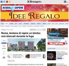 """""""BIMBO RAPITO DAI ROM"""". SE UNA LEGGENDA VALE PIÙ DI UNA SMENTITA DELLA QUESTURA"""