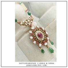 Shop powered by PrestaShop Bead Jewellery, Gold Jewelry, Beaded Jewelry, Traditional Indian Jewellery, Indian Jewelry, Trendy Jewelry, Fashion Jewelry, Neck Piece, Pendant Earrings