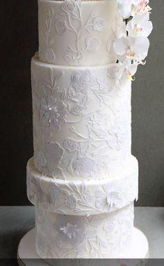 Volume 5 Issue 3 Cake Central Magazine - White Wedding Cakes #stream