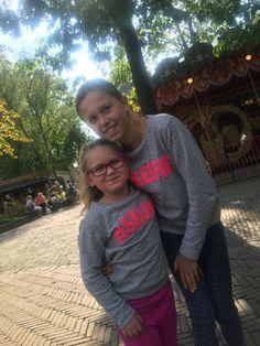 Gezellig in de Efteling met Marja, Fleur en Shelly #selfie