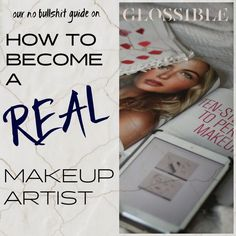 Looking for career advice on how to become a makeup artist? Don't know how  to start? Well kitten, start here...let me and some pro makeup artists show  you the way...... career tips #career