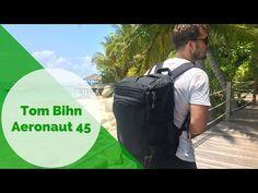 One Bag Travel – Tom Bihn Aeronaut 45 Review – Pie on the Trail