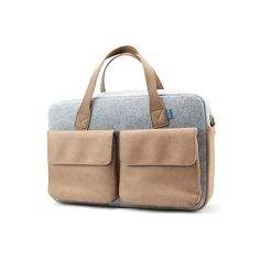 A bold and modern silhouette that is both versatile and stylish. Perfect for the professional seeking a clean and minimal everyday briefcase. Long lasting structure and durability with a distinct stylish look.