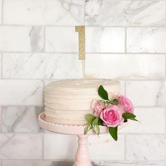First Birthday Cake ❤