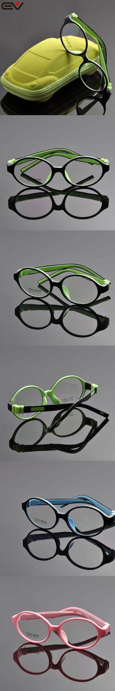Kids lunette de vue eyeglass frame eyewear optical glasses for child monturas de gafas high prescription glasses oculos EV0274 $15.27