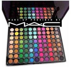 Matte Makeup, Eyeshadow Makeup, Smokey Eye Makeup, Makeup Cosmetics, Eyeshadow Palette, Pink Eyeshadow, Eyeshadow Ideas, Mac Palette, Maybelline Eyeshadow