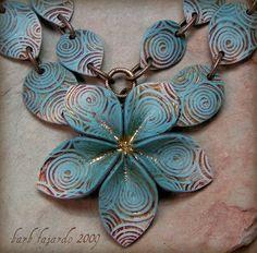 bluescrollflorapetalneckclose | Flickr - Photo Sharing!