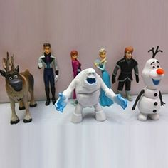 I found this awesome product on HalfOffDeals.com and got 2% off for sharing it! Frozen 7 Piece Action Figures Set - $25 with FREE Shipping! #HalfOffDeals