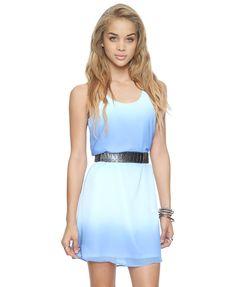 Essential Blushing Shift Dress | FOREVER21 - 2000046586