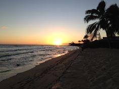 Ewa Beach, Oahu,Hi. Sunset