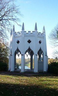 Gothic Temple: Painshill Park