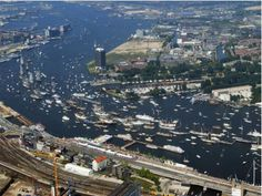 Sail Amsterdam. We are right in the middle of this great event. 19 - 23 august 2015