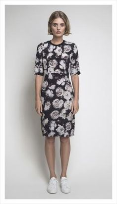 Natalie Tunic (Bed Of Roses)