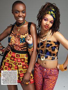 Bust Magazine | Afropunk #print