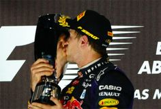 """Although the German had already clinched his fourth consecutive world title at the Indian GP last weekend, he proved beyond any doubt that his thirst for victory is unquenchable. """"Obviously, winning is very special,"""" Vettel said. """"Seven races in a row — every single one is tough."""" Starting from second on the grid, Vettel overtook […]"""