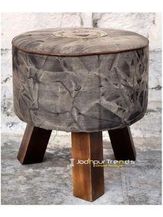 in is Manufacturer, Supplier & Wholesaler of Round Resort Room Upholstered Pouf Footstool from Jodhpur India. Call 9549015732 to know Daman And Diu, Pouf Footstool, Ras Al Khaimah, Srinagar, Restaurant Furniture, Guinea Bissau, Jodhpur, Restaurant Design, Trends